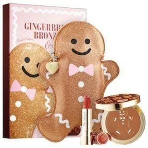 Too Faced Gingerbread Bronzer & Kissed